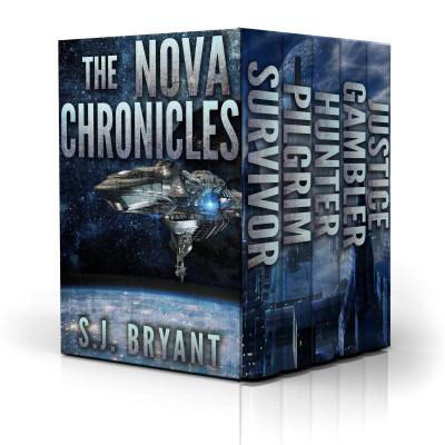 The Nova Chronicles: Books 1-5 Box-set